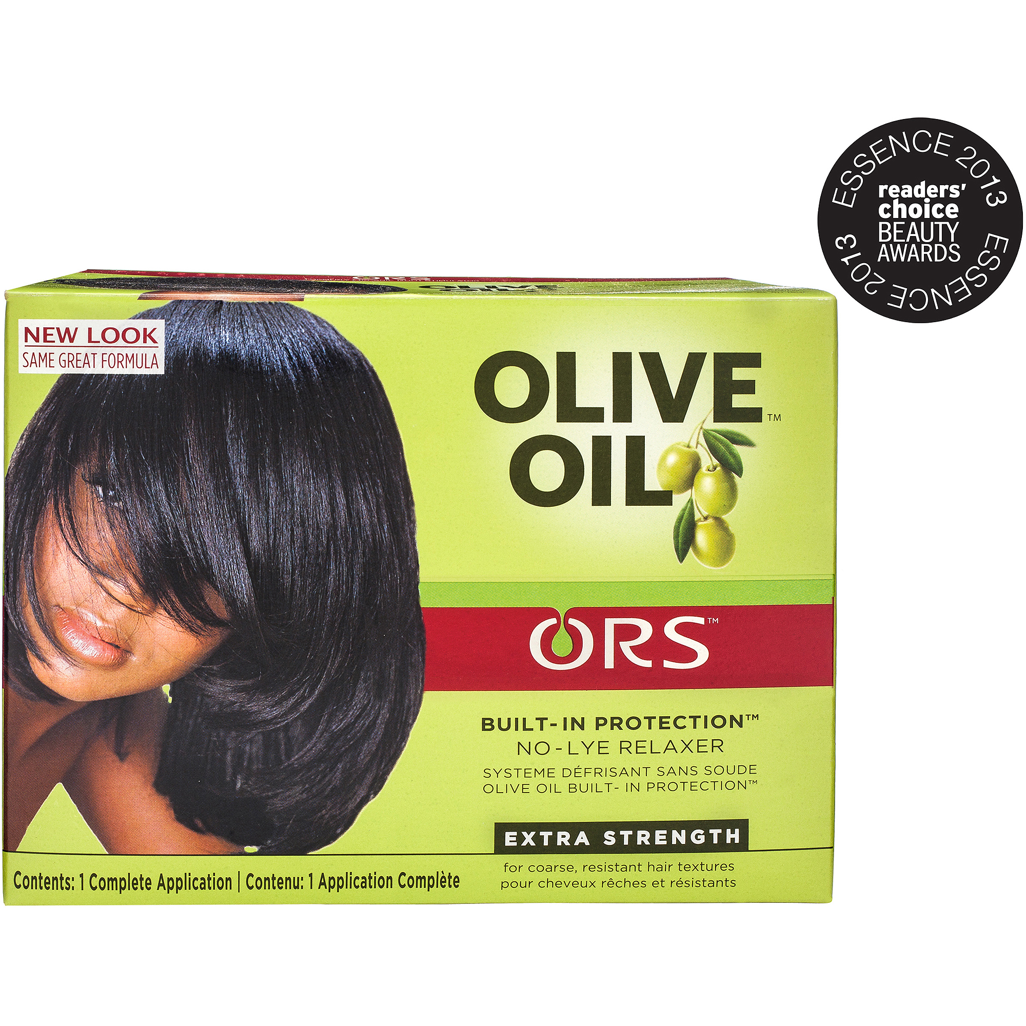 ORS™ Olive Oil Built-In Protection No-Lye Hair Relaxer™  Extra Strength