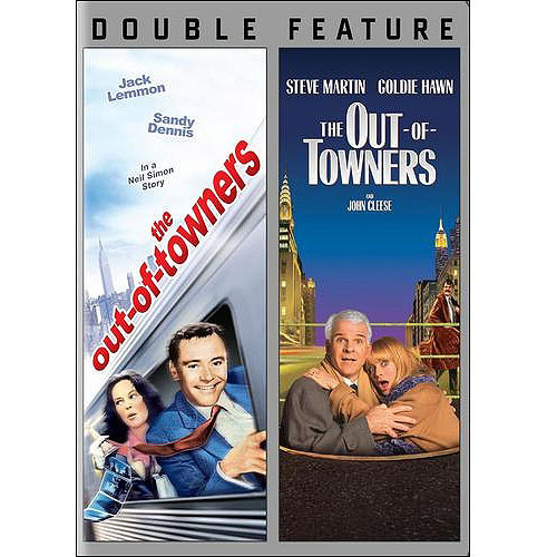 Out Of Towners (1970) / Out Of Towners (1999) (Widescreen)