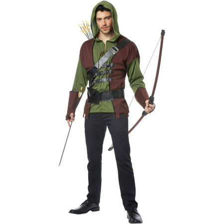 Men's Medieval Outlaw Adult Halloween Costume