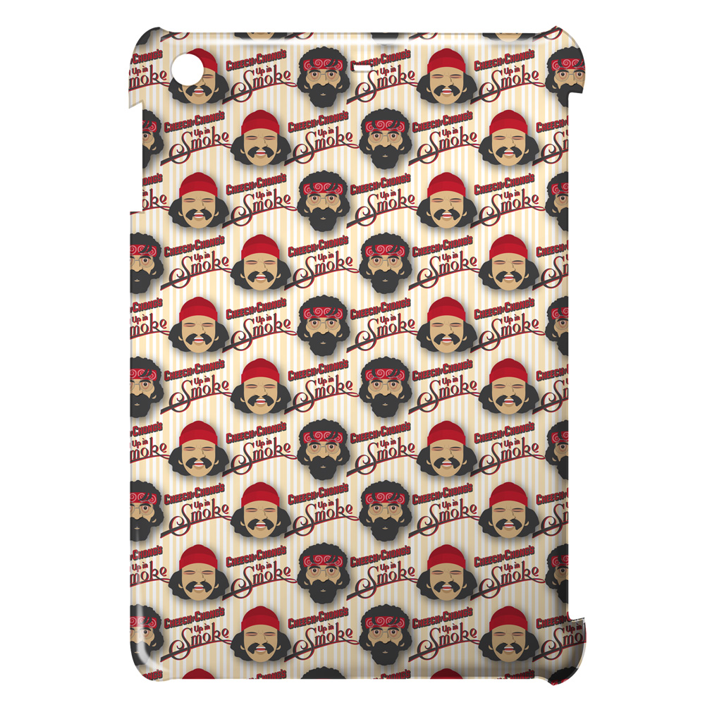 Cheech & Chong Bambu Ipad Mini Case White Ipm