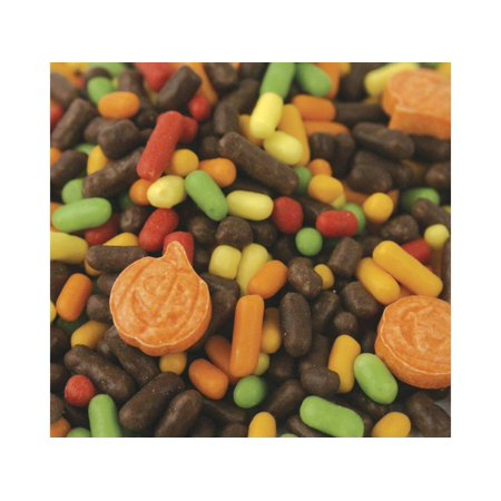 - Fall Jack O Lantern Mix Pumpkin Shapes Sprinkles Topping Halloween 1 pound