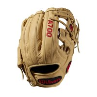 "Wilson 11.25"" A700 Series All Positions Baseball Glove, Right Hand Throw"