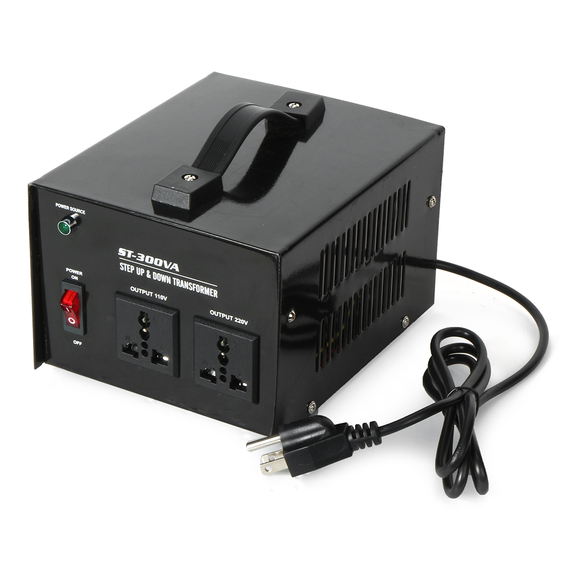 Voltage Transformer 300 Watt Step Up/Down converter 110/120V - 220/240V