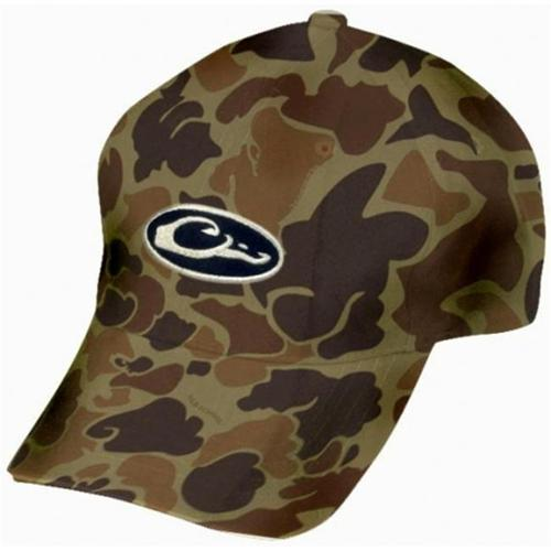 Drake Waterfowl DWOS107 Cap - Old School Camo
