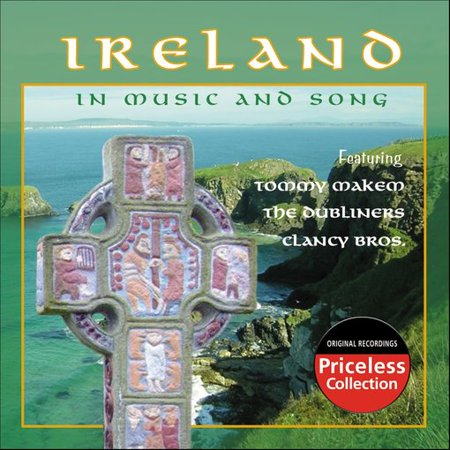 Ireland In Music and Song - Irish Whistle Songs