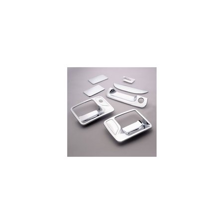 Putco 401214 Door Handle Cover, Chrome