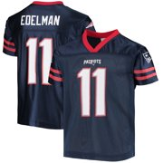Youth Julian Edelman Navy New England Patriots Player Jersey