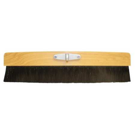 Concrete Broom - Kraft Tool Concrete Finishing Broom, CC172