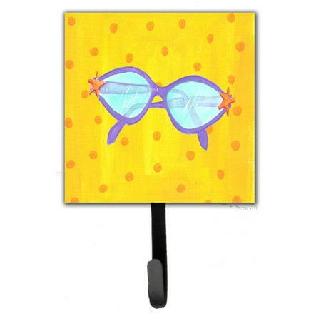 Caroline's Treasures Sunglasses Leash Holder and Wall Hook Walk Leash Holder