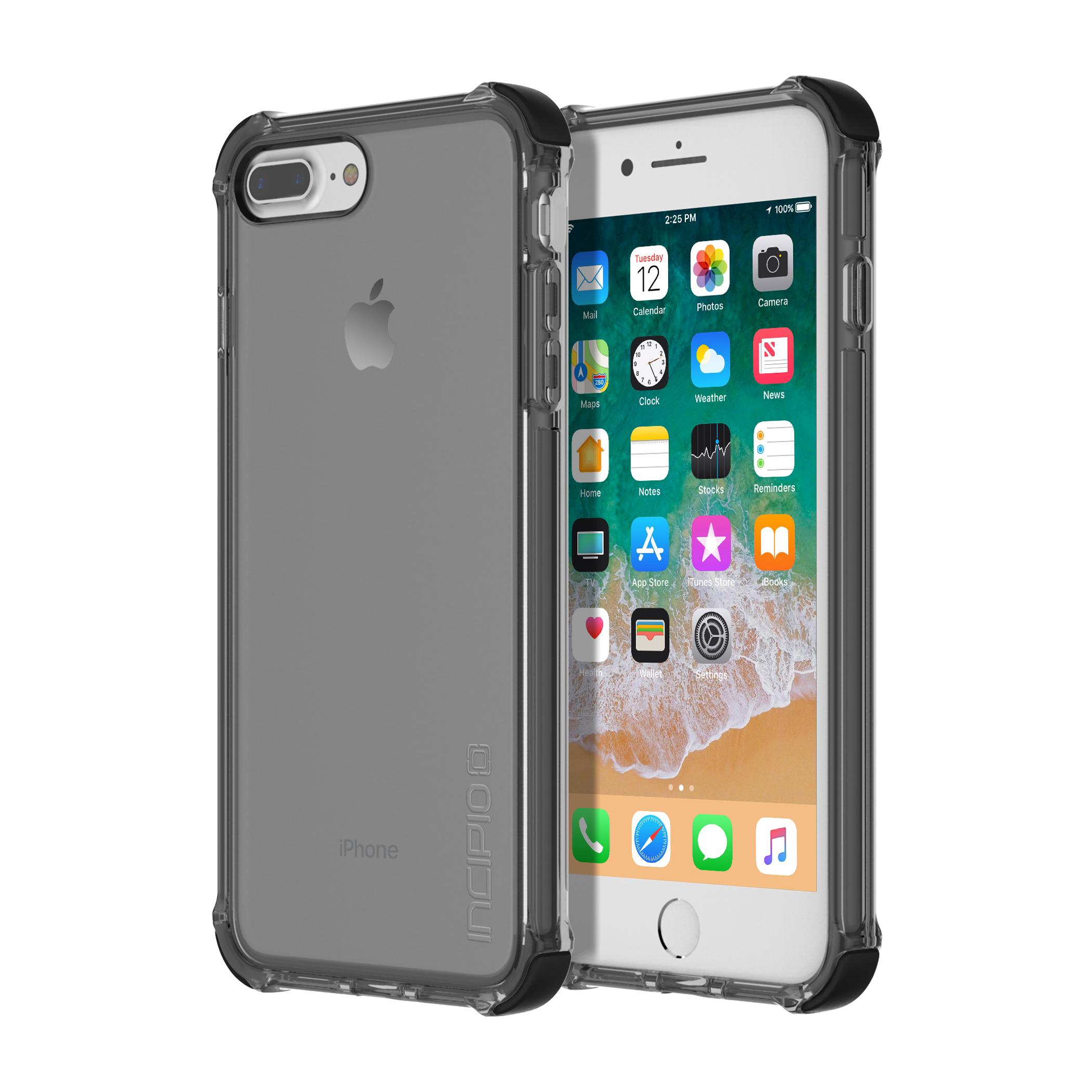 Incipio Reprieve Sport for iPhone 8 Plus/7 Plus - Black/Smoke
