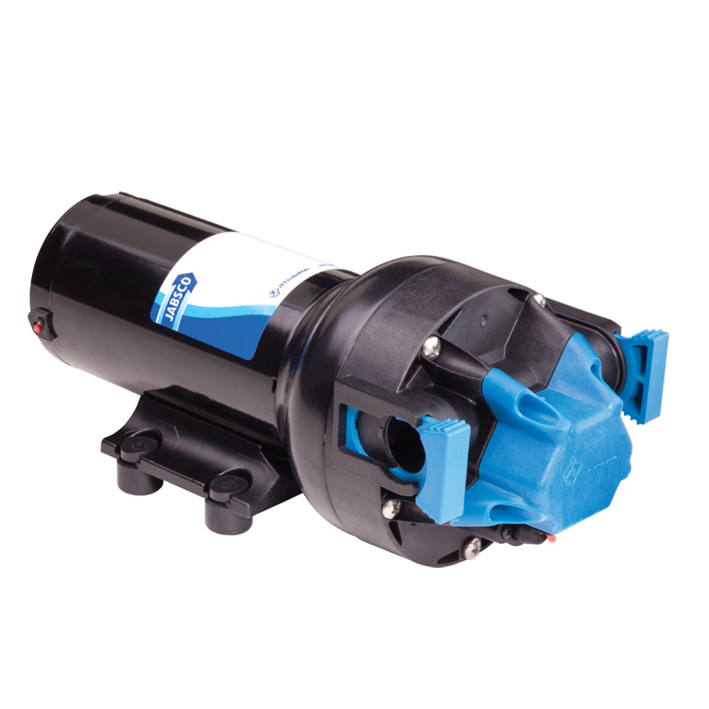 JABSCO AUTOMATIC WATER SYSTEM  PUMP 5.0GPM 60PSI 12VDC