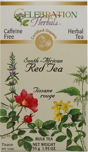 Celebration Herbals Rooibos Red Tea Organic, 55 gmm by Celebration Herbals