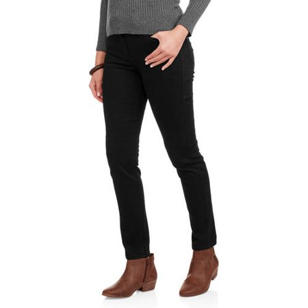 "Paris Blue Women's Lucy Skinny Jeans with 31"" inseam"