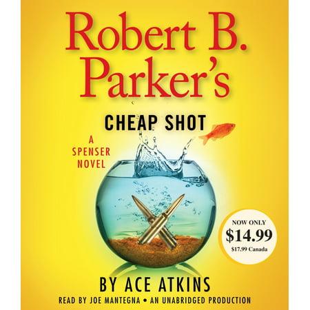Robert B. Parker's Cheap Shot (Robert Parker Burgundy)