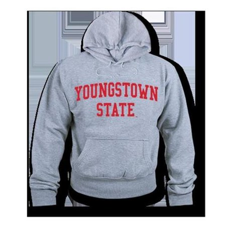 Game Day Hoody Sweatshirt - Youngstown Penguins Game Day Hoodie (Gray)