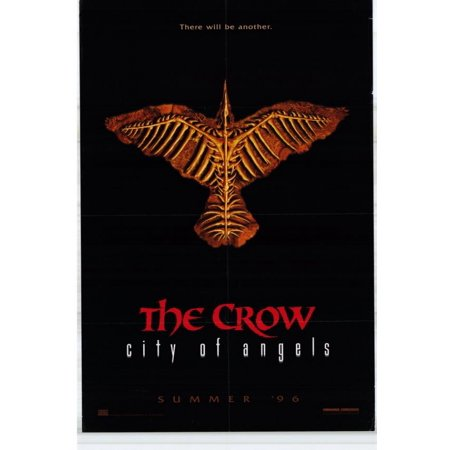 The Crow 2 City of Angels Movie Poster Print (27 x