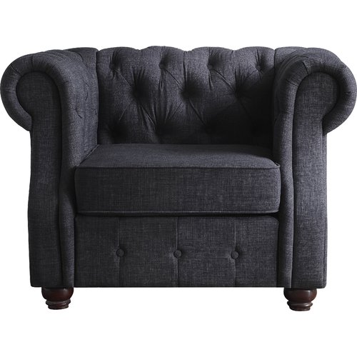 Mulhouse Furniture Olivia Chesterfield Chair