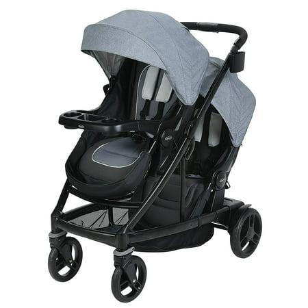 Graco Uno2Duo Double Stroller, Hayden