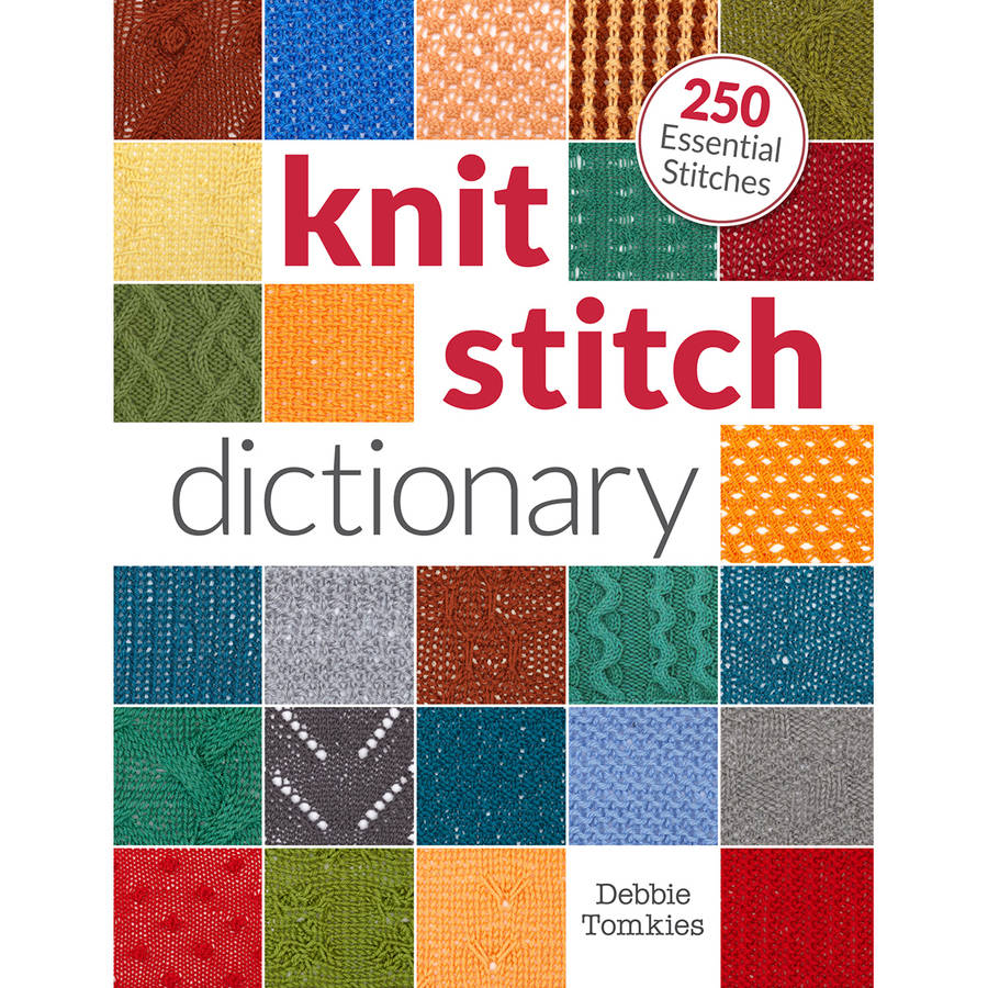Interweave Press Knit Stitch Dictionary