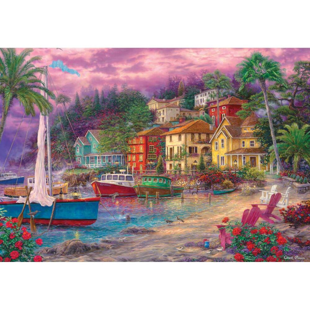 Perre On Golden Shores Jigsaw Puzzle