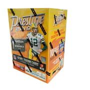 2019 Panini Prestige NFL Football Blaster Box- Featuring 2019 Rookies in Team Jerseys |1 autograph or memorabilia, 8 Rookies & 5 inserts per box