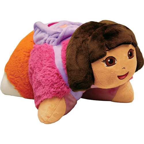 As Seen on TV Nickelodeon Pillow Pet, Dora the Explorer
