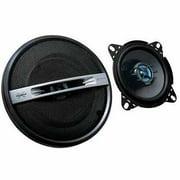 """Kenwood XS-GTF1025B 130W Peak Power 4"""" 2-Way Speakers"""
