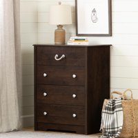 South Shore Navali 4-Drawer Chest, Multiple Finishes