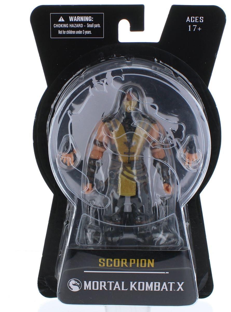 Mezco Toyz Mortal Kombat X Scorpion Action Figure Walmart Com
