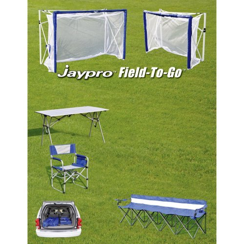 Jaypro Field to Go Soccer Package