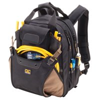 CLC Work Gear 1134 44 Pocket Deluxe Tool Backpack