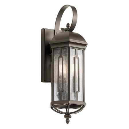 Mountain Outdoor Sconce - Kichler Galemore 497OZ Outdoor Wall Sconce