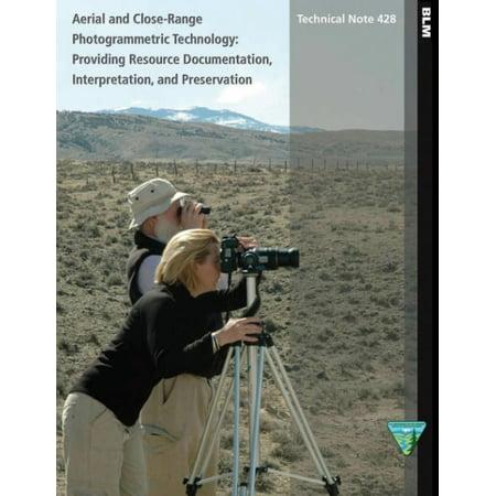 Aerial And Close  Range Photogrammetric Technology  Providing Resource Documentation  Interpretation  And Preservation