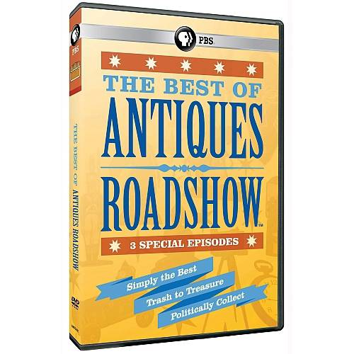 Antiques Roadshow: The Best Of Antiques Roadshow by Antiques Videos
