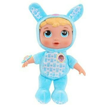 Doc McStuffins Baby Checkup Lil' Nursery Pals - Baby Blue Bunny - Doc Mcstuffin Lambie