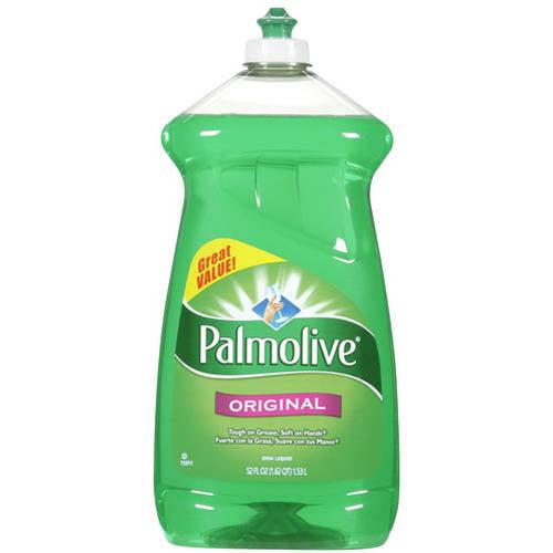 Palmolive Original Dish Liquid, 52 fl oz