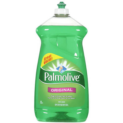 Palmolive Dish Liquid,  Original, 52 Fluid Ounce
