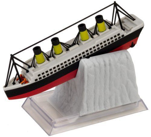 JW Pet Company ActivAir Titanic Aquarium Ornament