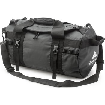 Ozark Trail 60L PVC Duffel Bag with Shoulder Straps