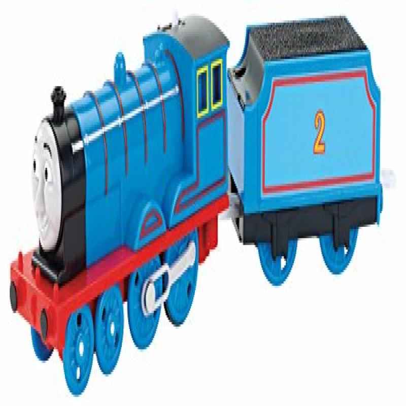 Fisher Price Thomas The Train: TrackMaster Talking Edward Toy by FISHER PRICE