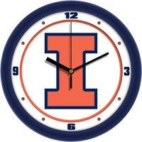 Illinois Traditional Wall Clock