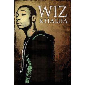 Wiz Khalifa - Domestic Poster - Wiz Khalifa Halloween Beat