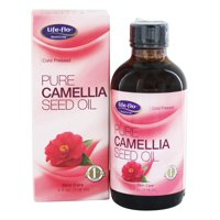 Life-Flo - Pure Camellia Seed Oil Cold Pressed - 4 oz.