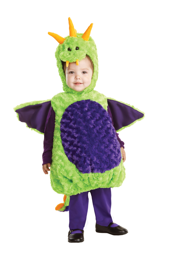 paige the dragon toddler halloween costume walmartcom - Where To Buy Toddler Halloween Costumes
