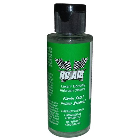 Badger Air-Brush Co. RC Air Airbrush Cleaner 2 oz, (Badger Air)