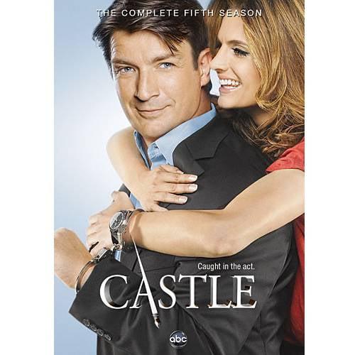 Castle: The Complete Fifth Season by DISNEY/BUENA VISTA HOME VIDEO