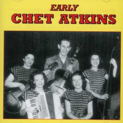 Personnel include: Chet Atkins (vocals, guitar, fiddle); Faron Young, Helen Carter, Jimmy Dean, June Carter, Anita Carter (vocals); Mother Maybelle & The Carter Sisters.<BR>Recording information: 1949 - Circa 1955.