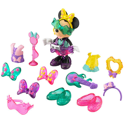 Fisher-Price Minnie Rock Glam Bow-Tique Play Set