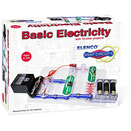 Snap Circuits Basic Electricity Kit (Learn Electricity Kit)
