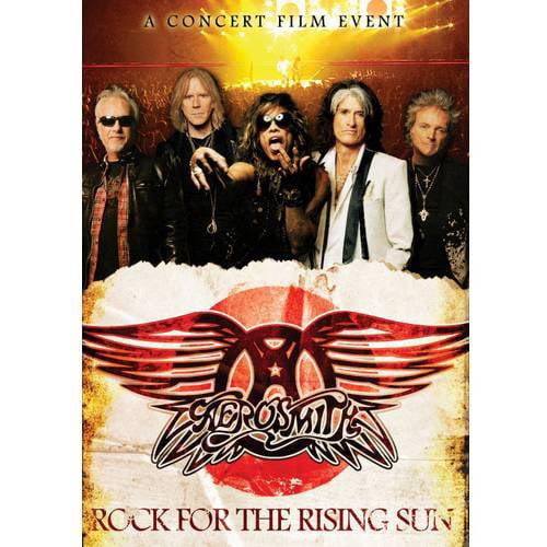 Rock For The Rising Sun (Music DVD)